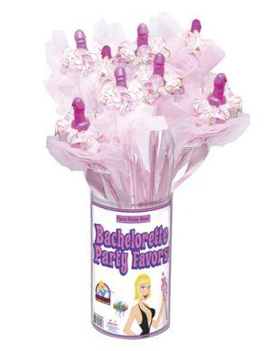 Bachelorette Party Fancy Pecker Wand 12Pc Display