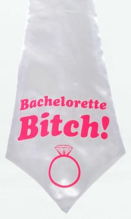 Bachelorette Party Favors Party Ties 4 Pack