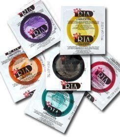 Ria Condoms 288Pc Asst Colors