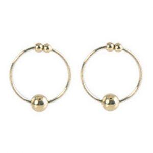 Nipple Rings Gold