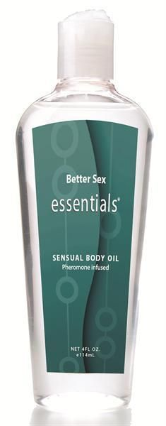 Better Sex Sensual Body Oil 4oz