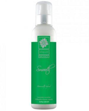 Sliquid Balance Smooth Body Shave Cream Honeydew Cucumber 8.5oz