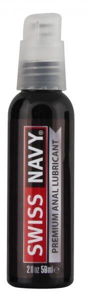 Swiss Navy Anal Lube 4oz