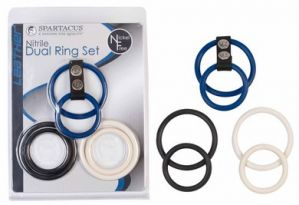 Nickel Free Nitrile Dual Ring Set