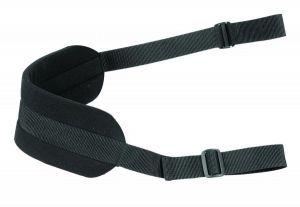 Plus Size Doggie Style Strap Black