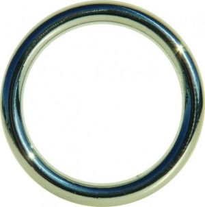 Edge Seamless 1.75 inches O-Ring Metal