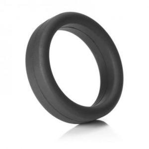 "Super Soft 1.5"" C Ring - Black"