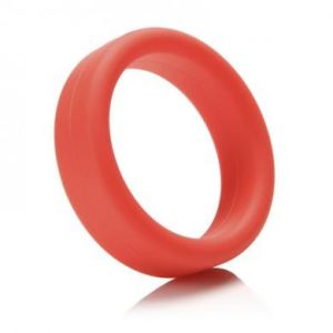 "Super Soft 1.5"" C Ring - Red"