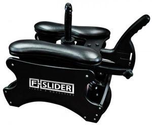 F-Slider Pro Self Pleasuring Chair Black