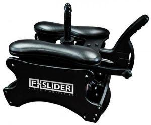 F-Slider Pro Self Pleasuring Chair Black