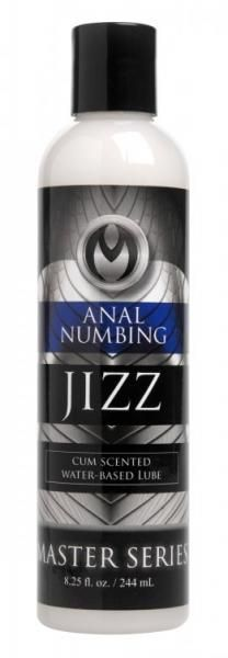 Jizz Cum Scented Desensitizing Lube 8.25 ounces